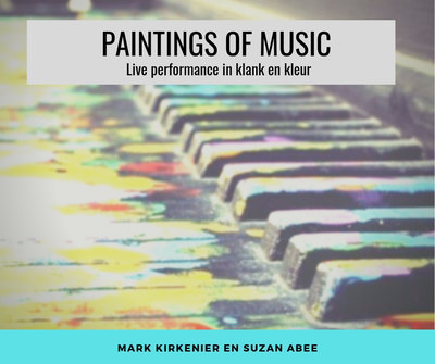 """Paintings of music"""
