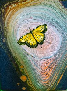 Yellowbutterfly